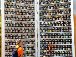 Oh so many beers!