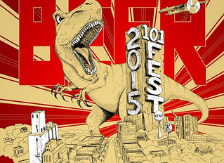 Monsters of Beer: 101 Fest 2015