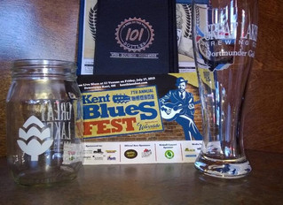 Kent Blues Fest Hits 101 Bottles!