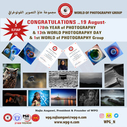 WIN=13th World Photography Day 2017