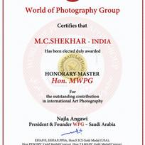 20- M.C.SHEKHAR - INDIA -Hon.MWPG 2020.j