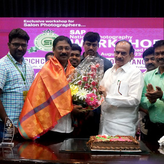 Feliciteted By Hon'ble Home Minister , G