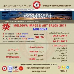 21- MOLDOVA IMAGE & ART SALON 2017