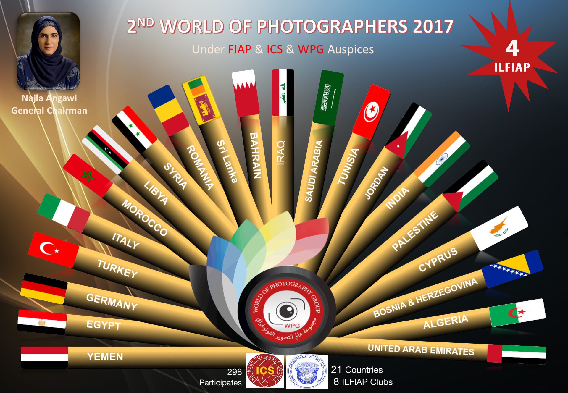2ND WORLD OF PHOTOGRAPHERS 2017