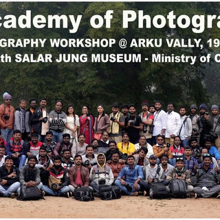43 RD NATIONAL PHOTOGRAPHY WORKSHOP @ AR