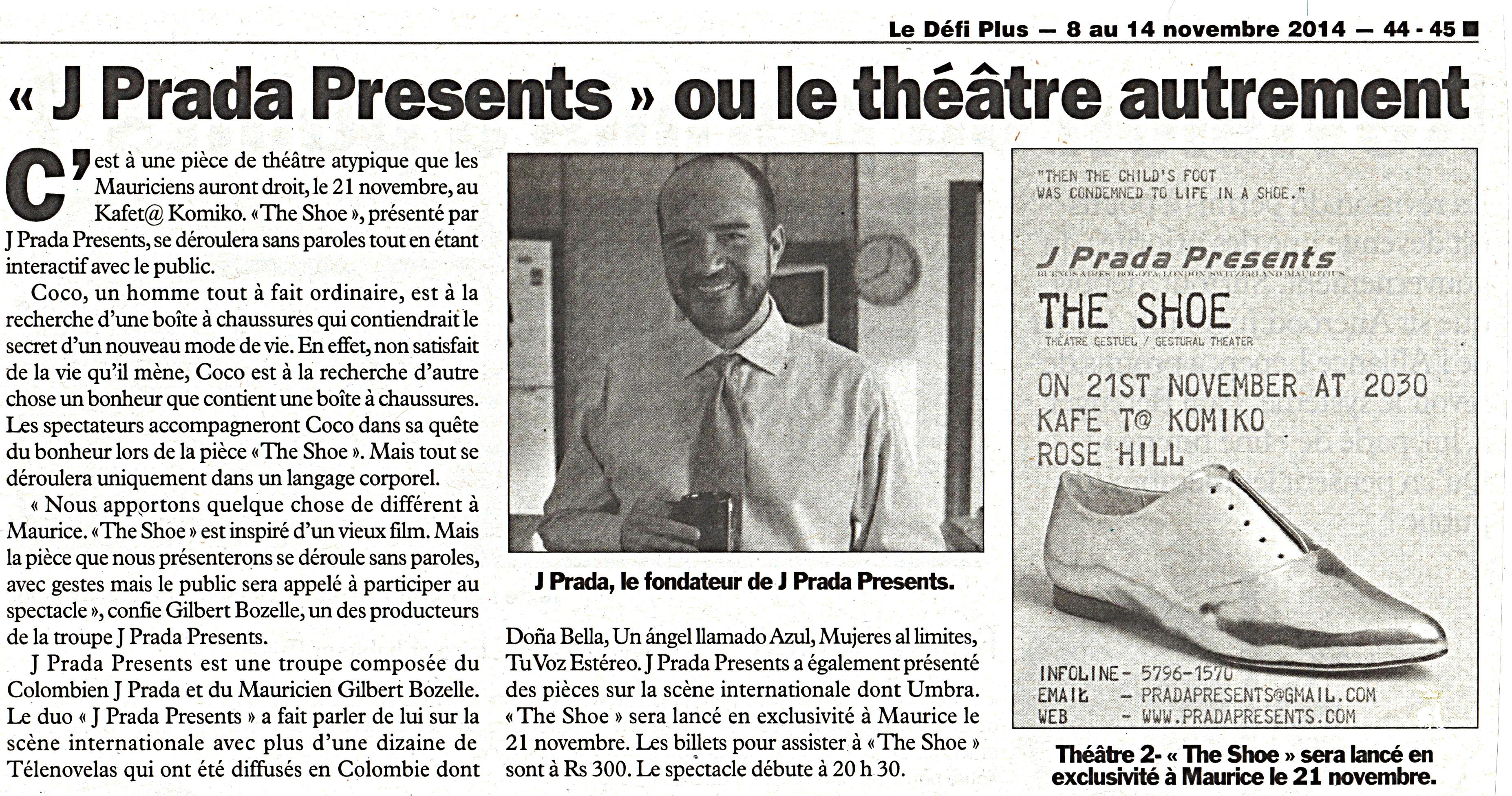 J Prada Press