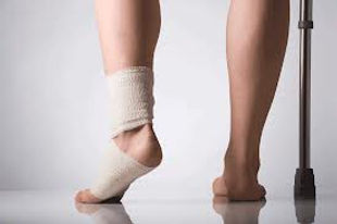 medical equipment - ankle bandage