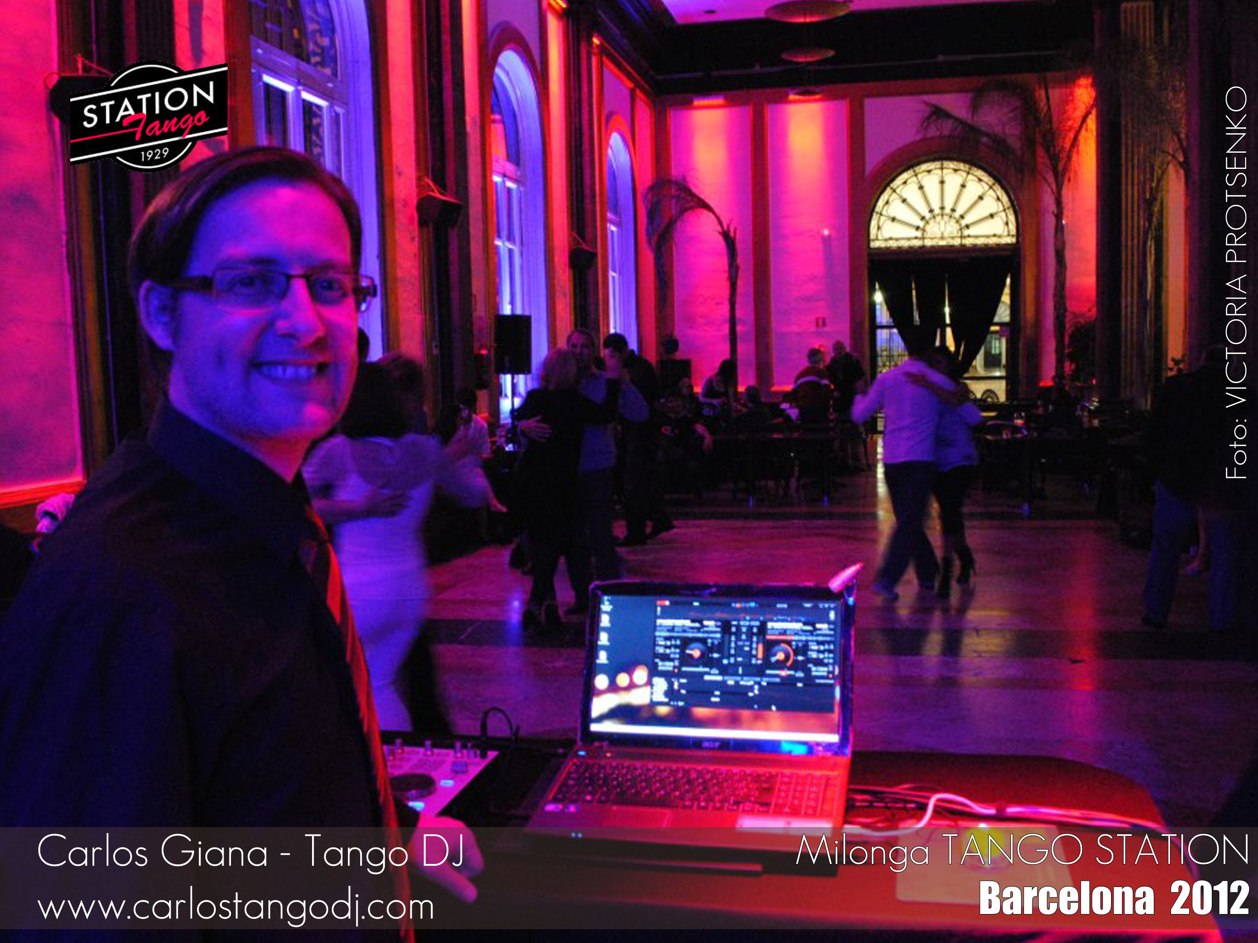 Milonga Tango Station Barcelona 2012 03
