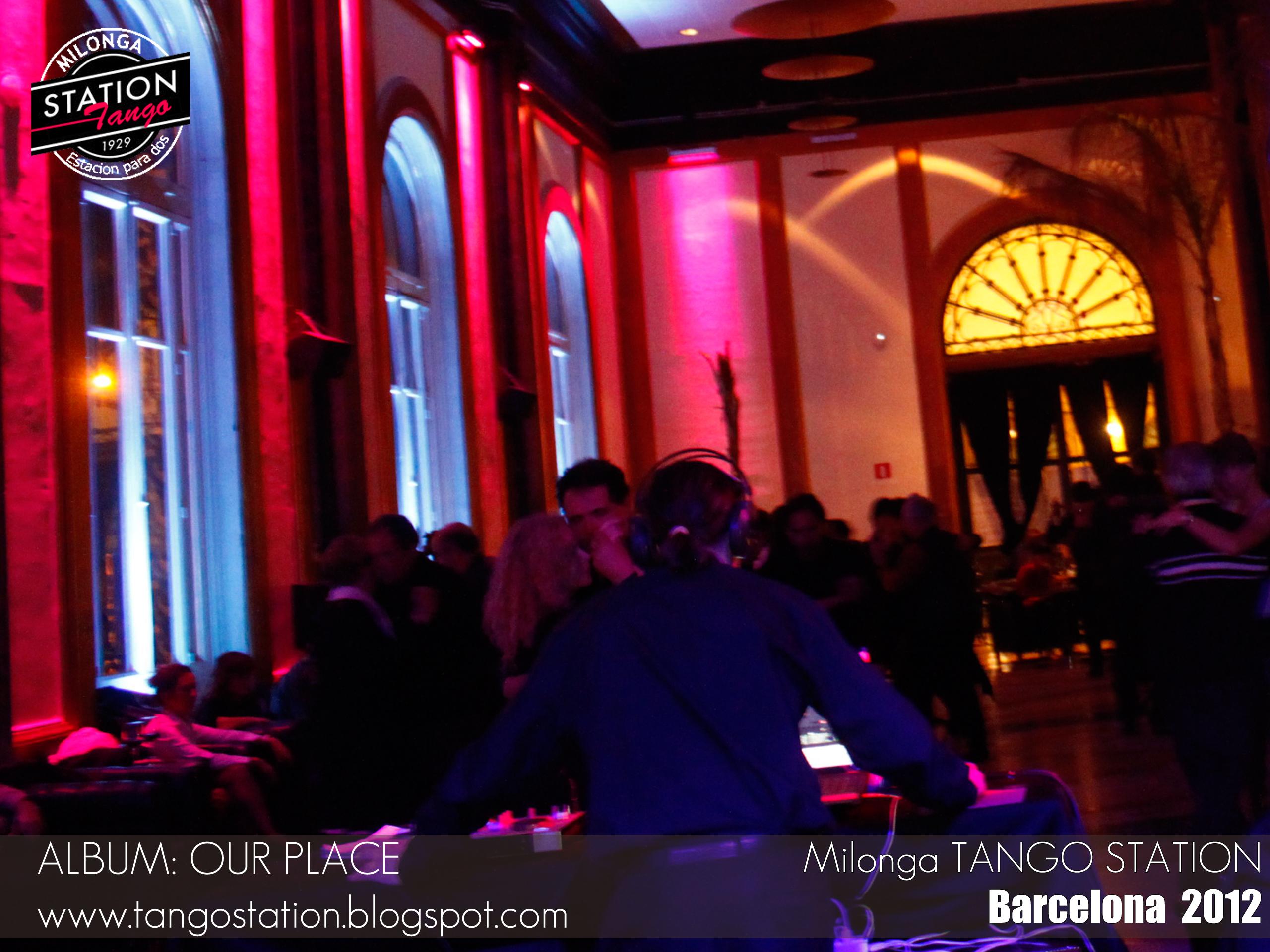 Tango Station Barcelona