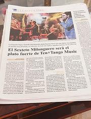TEN + TANGO MUSIC TENERIFE