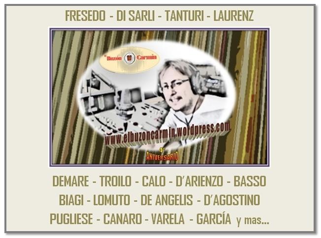 EL BUZON CARMIN 4º ANIVERSARIO