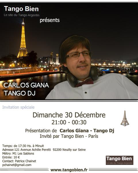 PARIS TANGO BIEN
