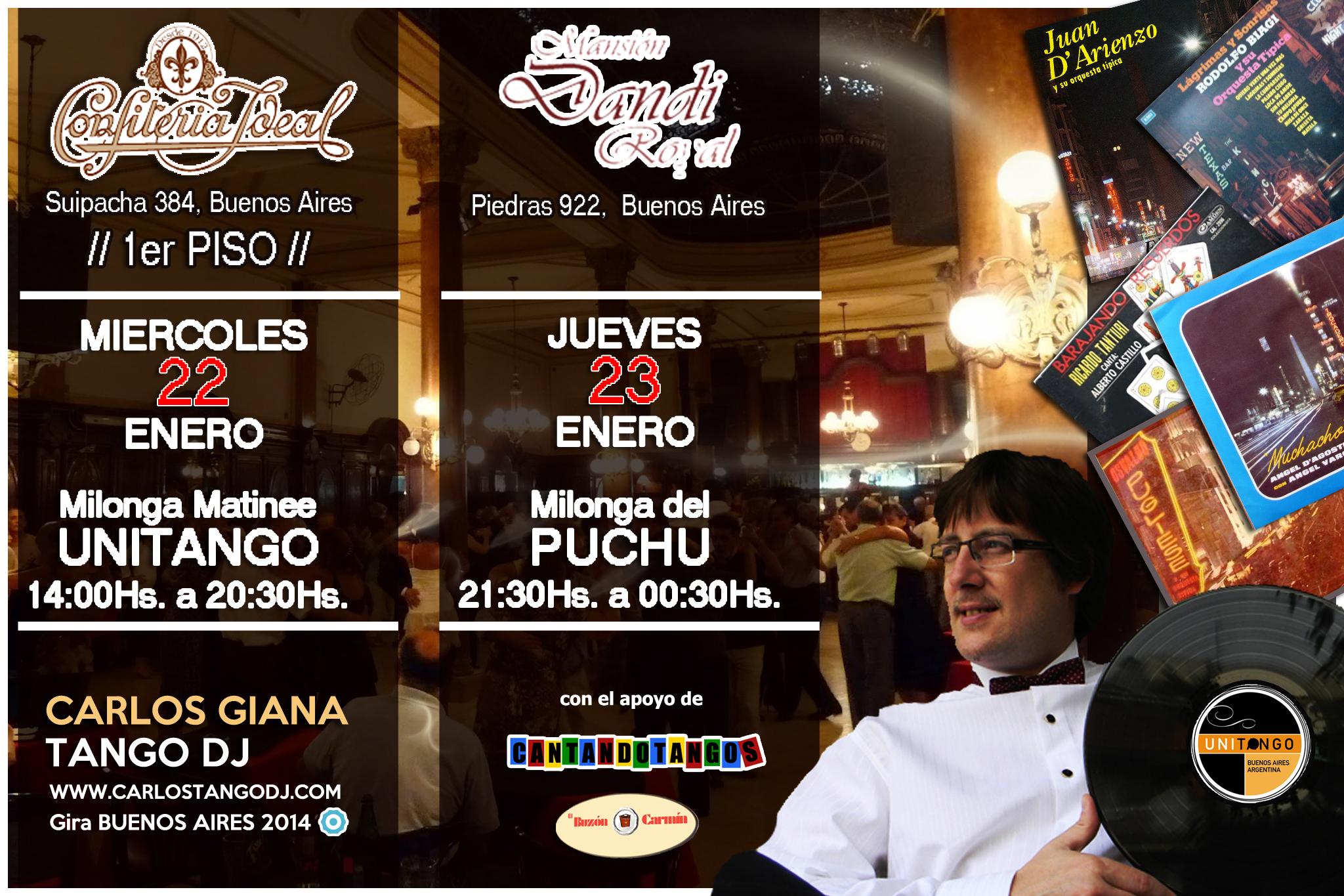 Flyer GIRA ARGENTINA