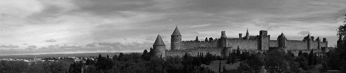 Photo chateau de Carcassonne