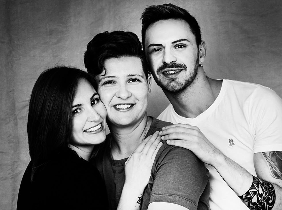 Uma Família como outras.
