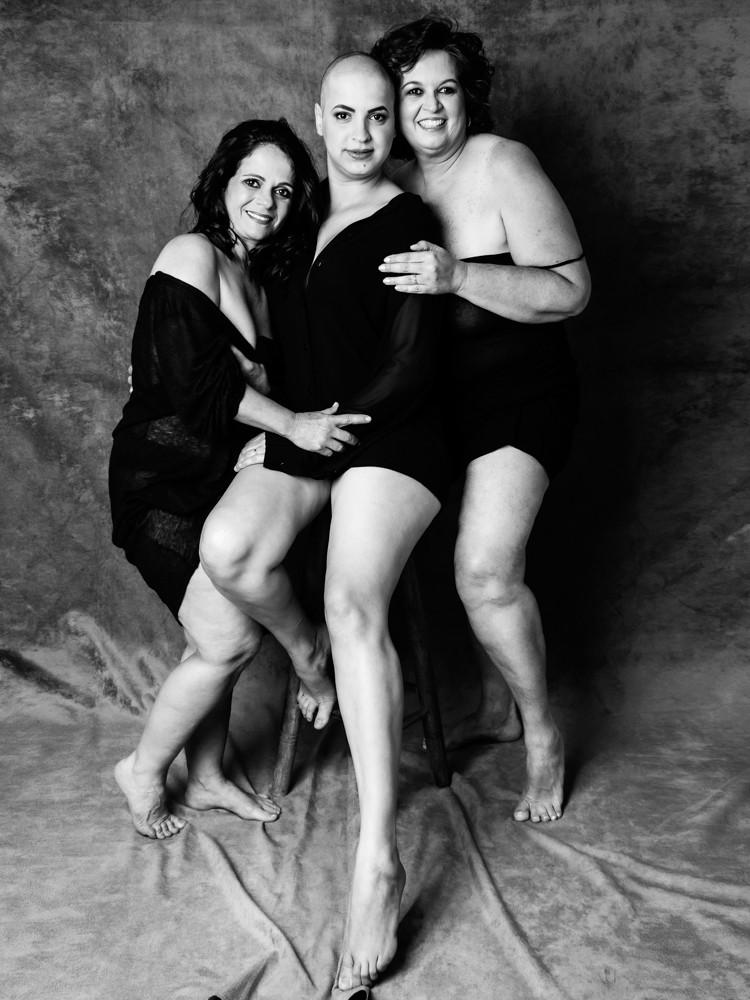 Jamira, Maria e Maria Emilia
