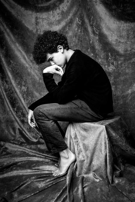 O pensador - Romeo Pilan Jacob Rodrigues