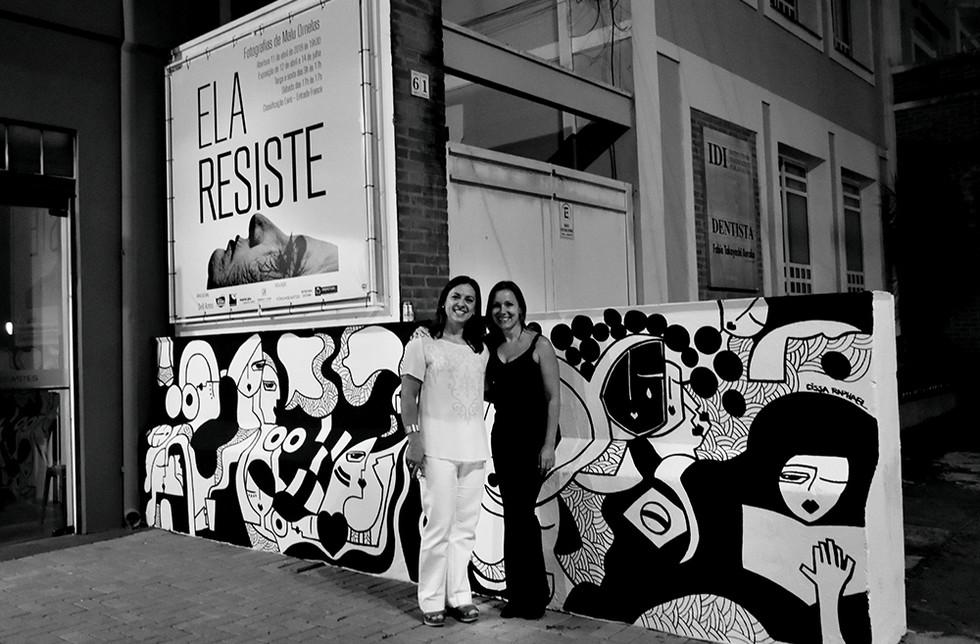 Ela Resiste - Fórum das Artes