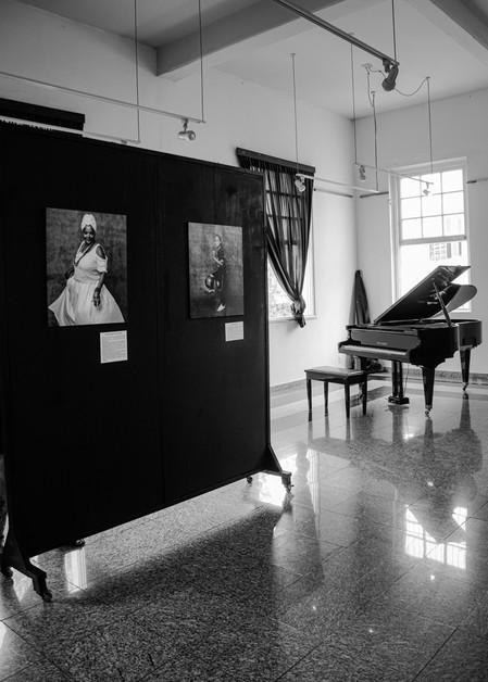 Galeria de Arte - Secretaria de Cultura e Turismo de Jahu / SP.