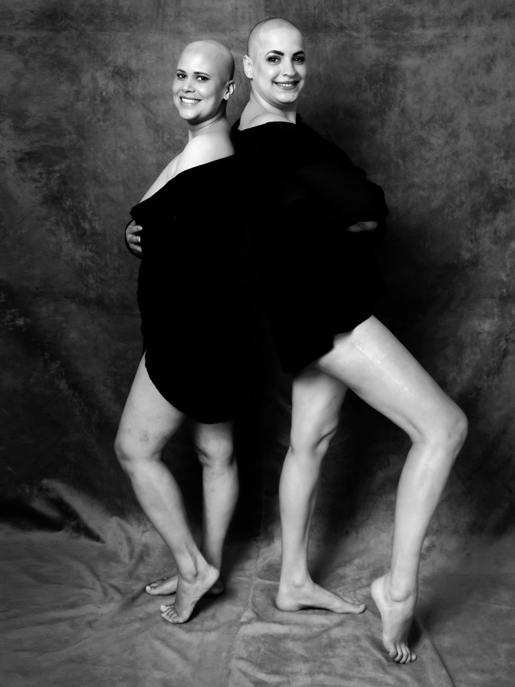 Juliana e Maria