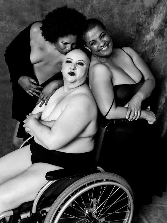 Bia, Tania e Simone
