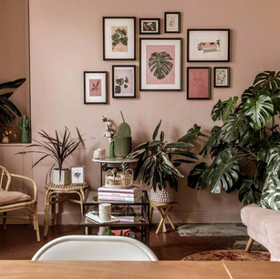 A look inside the office interior of Studio Cotton