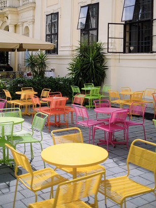 Outdoor Furniture Ideas for Your Hospitality Space