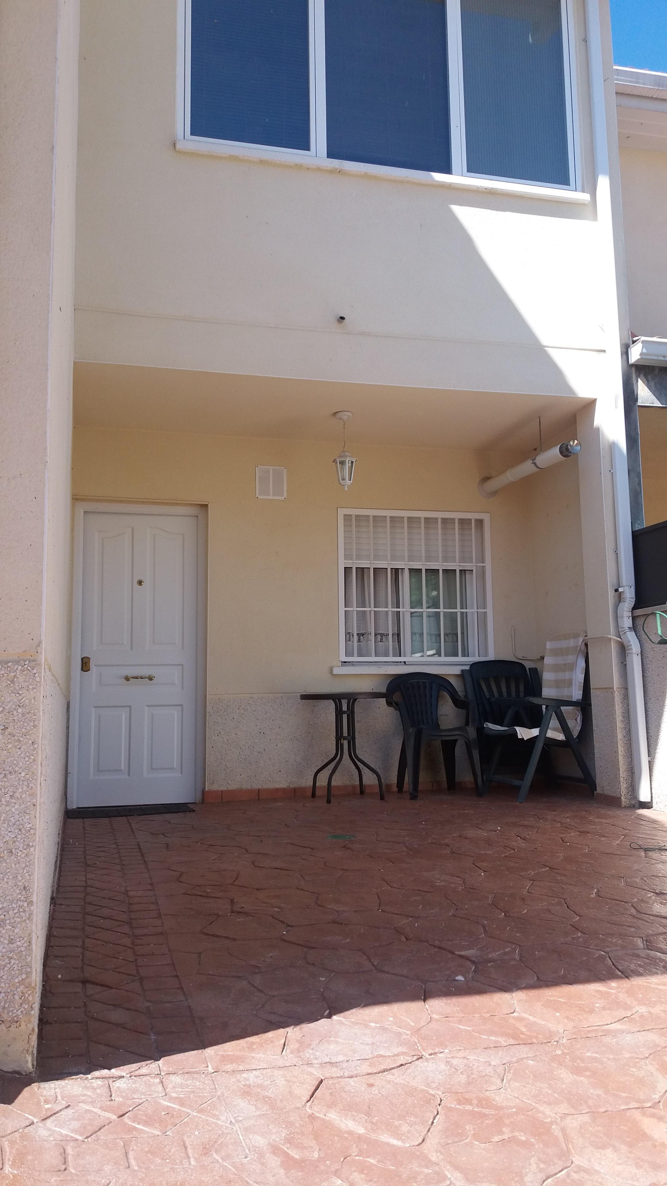 Chalet pareado en Calle Antonia de Blas de Quer