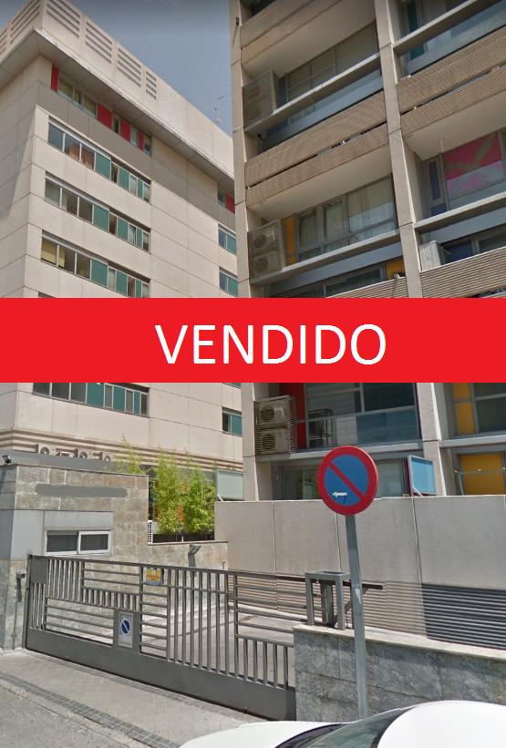 Duplex en Manoteras