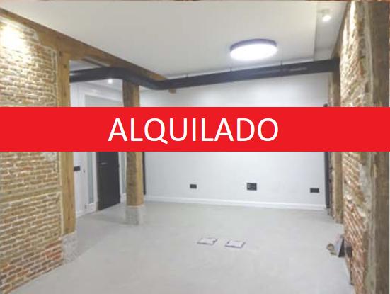Oficina en Argensola_ALQUILADO