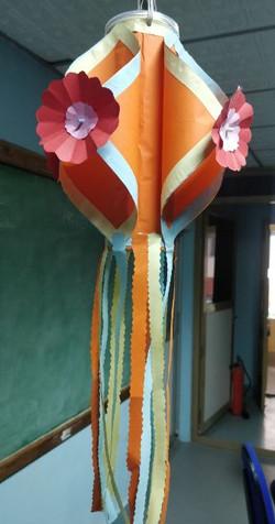 Paper lantern model 2