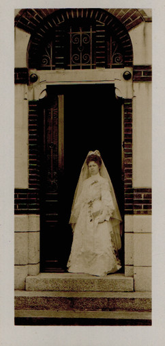 Mariage deMarthe et Antonin, au Reuzel
