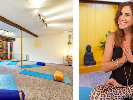 🍂🕉 Autumn Yoga Tree Newsletter!🕉🍂