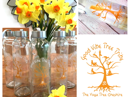 The Yoga Tree Cheshire joins the fight... against plastics pollution! #savetheplanet