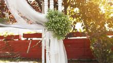 How to Prep for a Backyard Wedding?