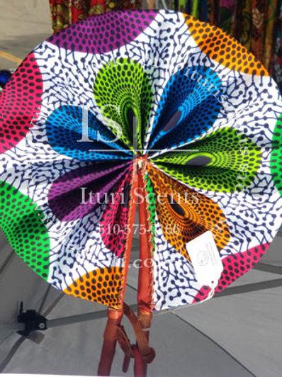Multi Color Fan