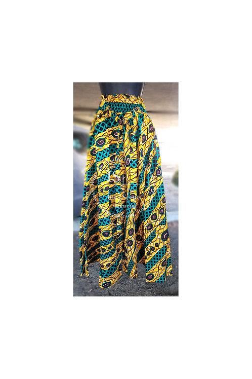 Yellow Aeom Pants