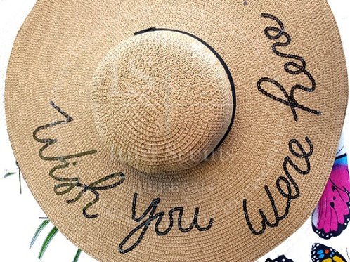 Wish You Were Here Sunhat
