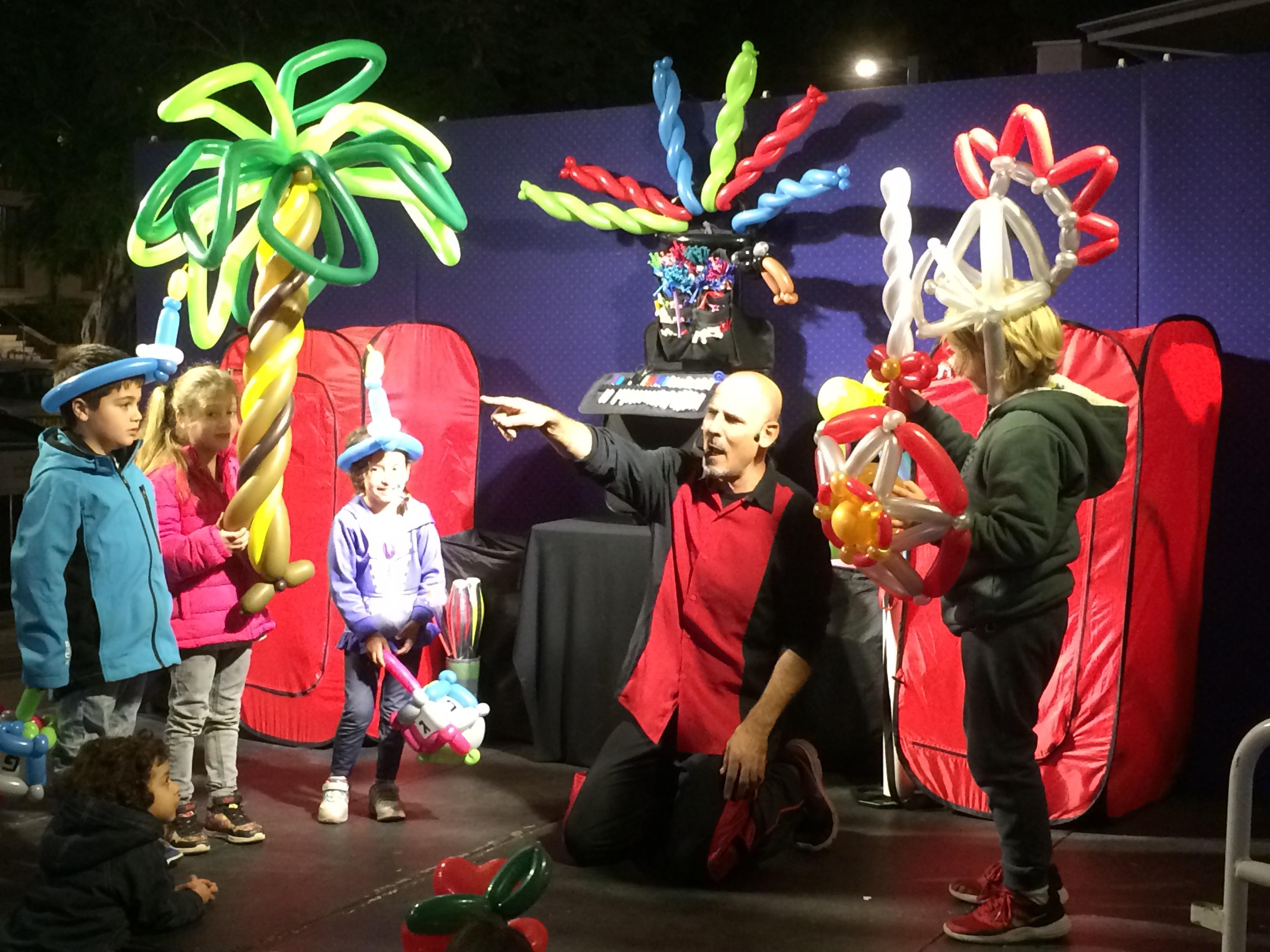 פעילויות אירועים לילדים
