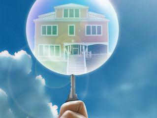 Has the housing bubble burst?