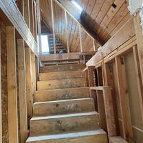 Stairway Demolished