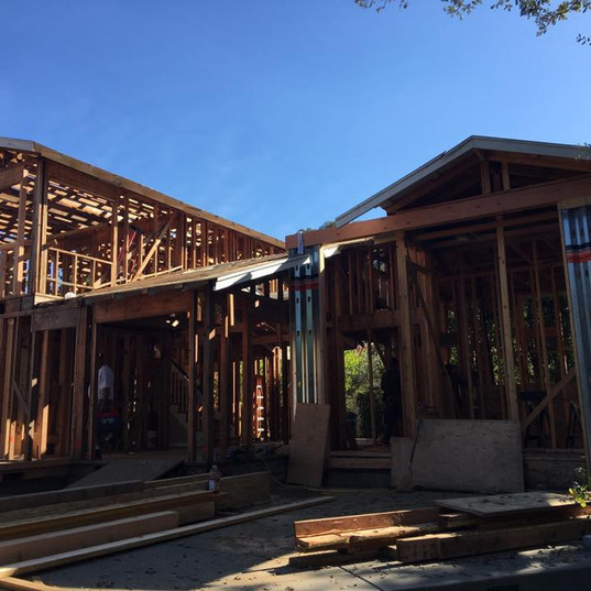 Exterior and Interior Removal