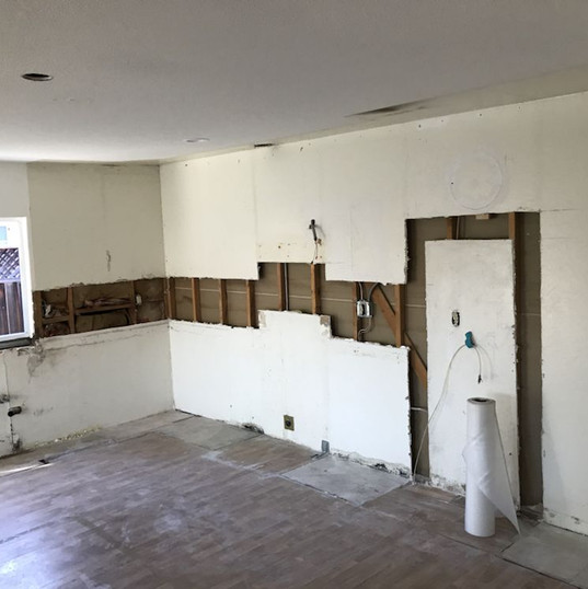 Kitchen Selection Removal