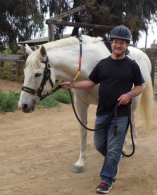San Diego Therapeutic Horsemanship Rimsk