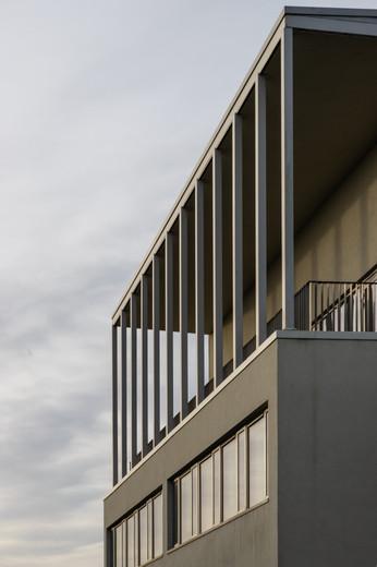 Balcony at Ardscoil Ris, Limerick
