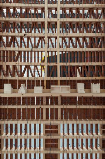 Brick pavilion by TAKA Architects at the Venice Biennale 2018