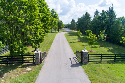 Long Laneway
