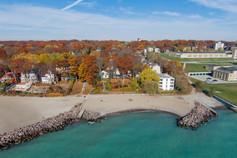 Lake Ontario in the Fall