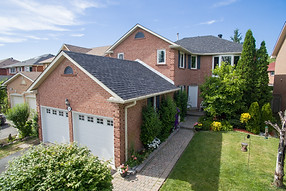 Subdivision home in Mississauga