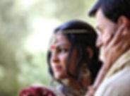 Mariée et le marié indien